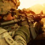 A harcoló katona