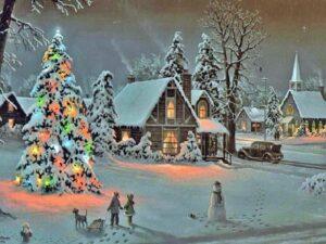 Áldott karácsonyt