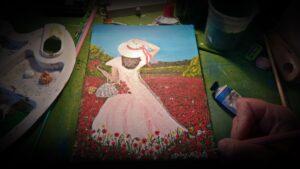 A festő Anikó